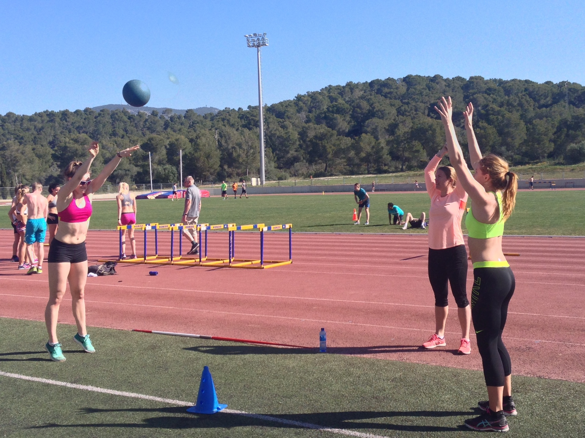 Athletics Strength