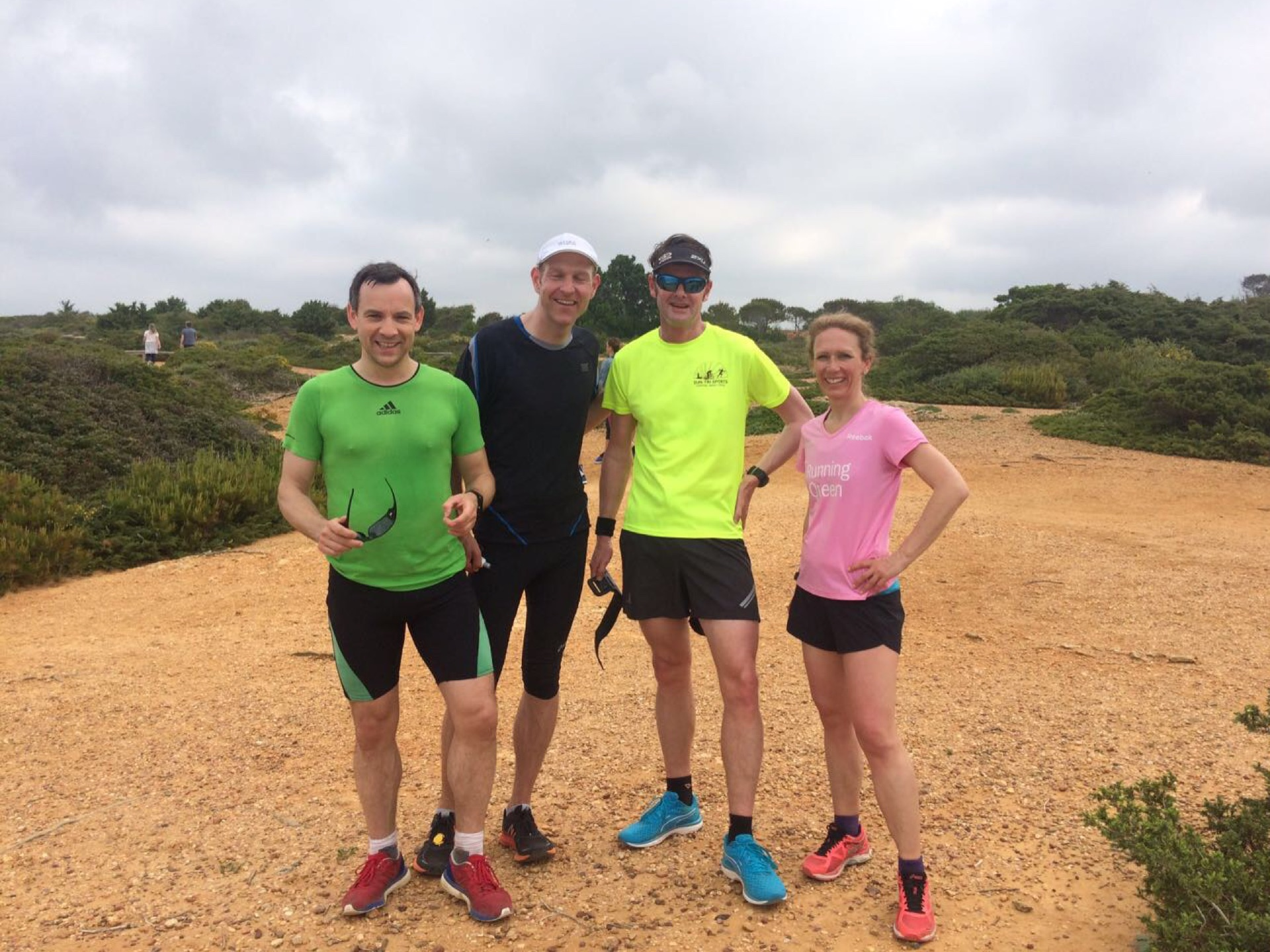 Long Run Chiclana