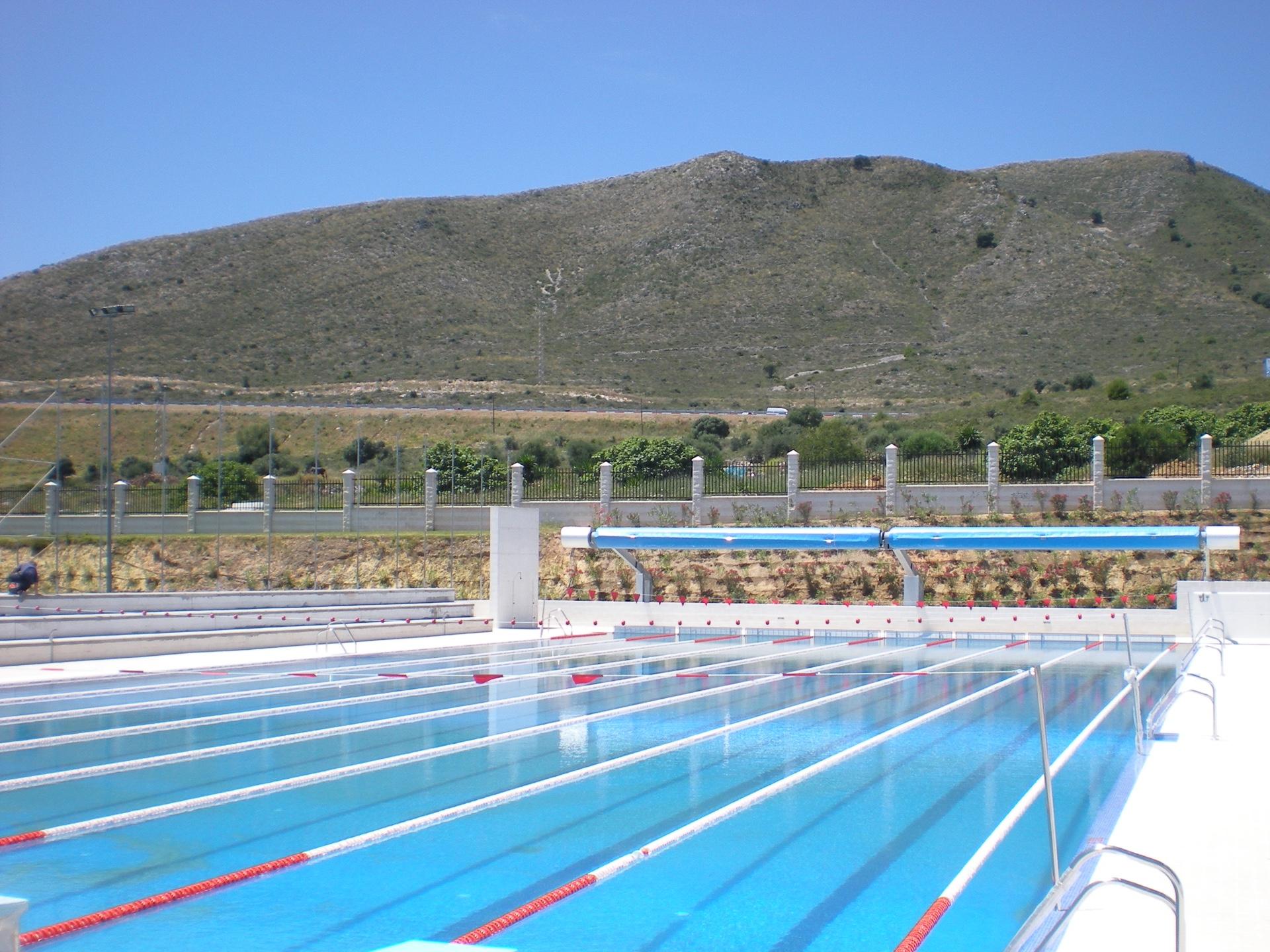 Outdoor Pool Torremolinos
