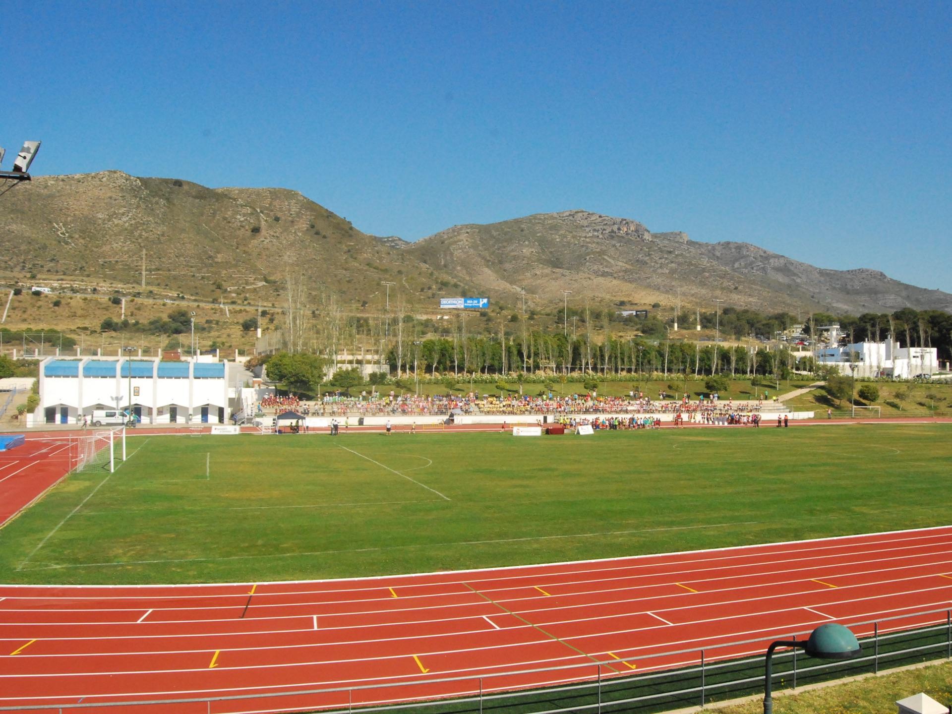 Torremolinos Ciudad pitch