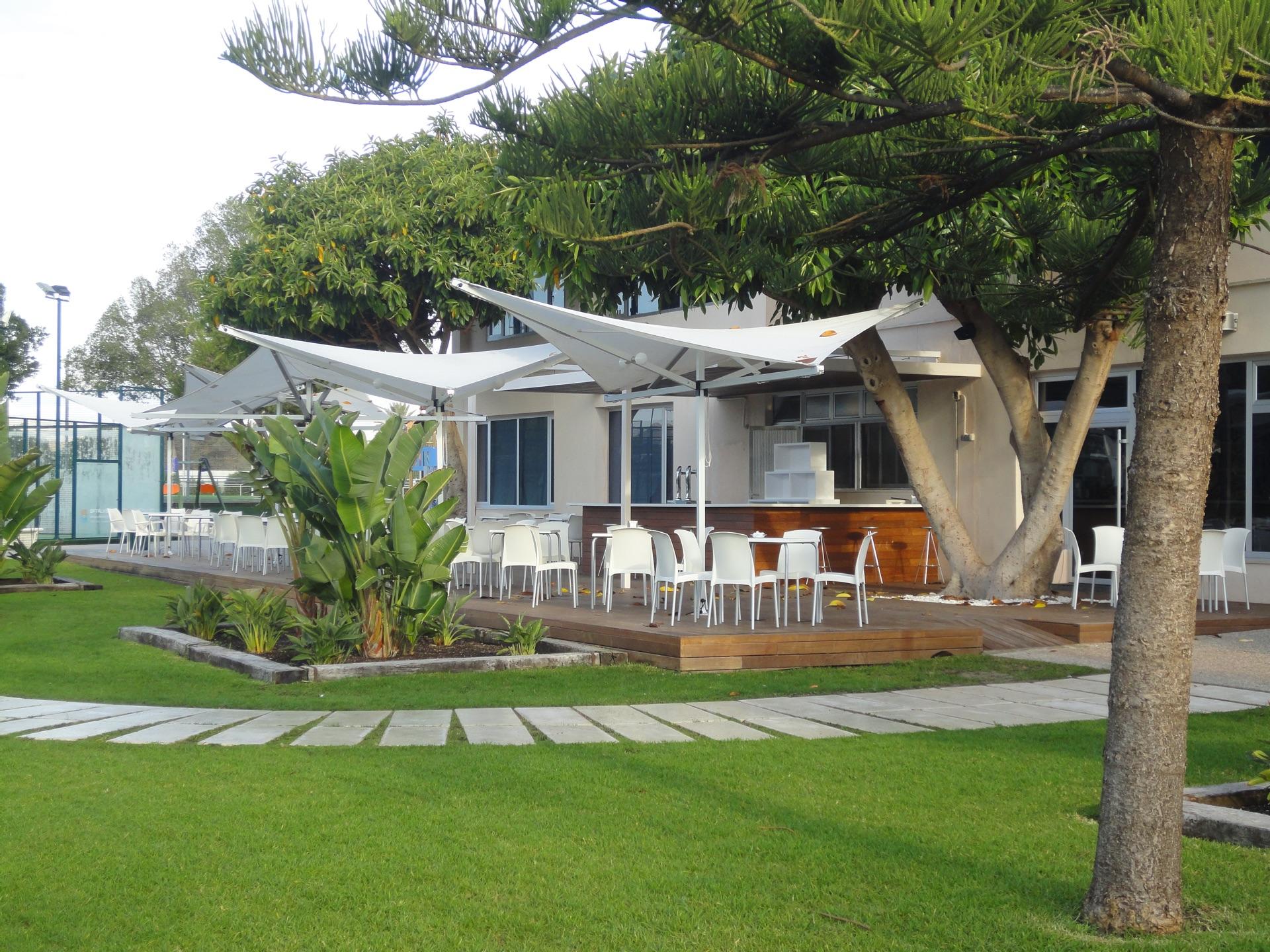 Alicante tennis jardins
