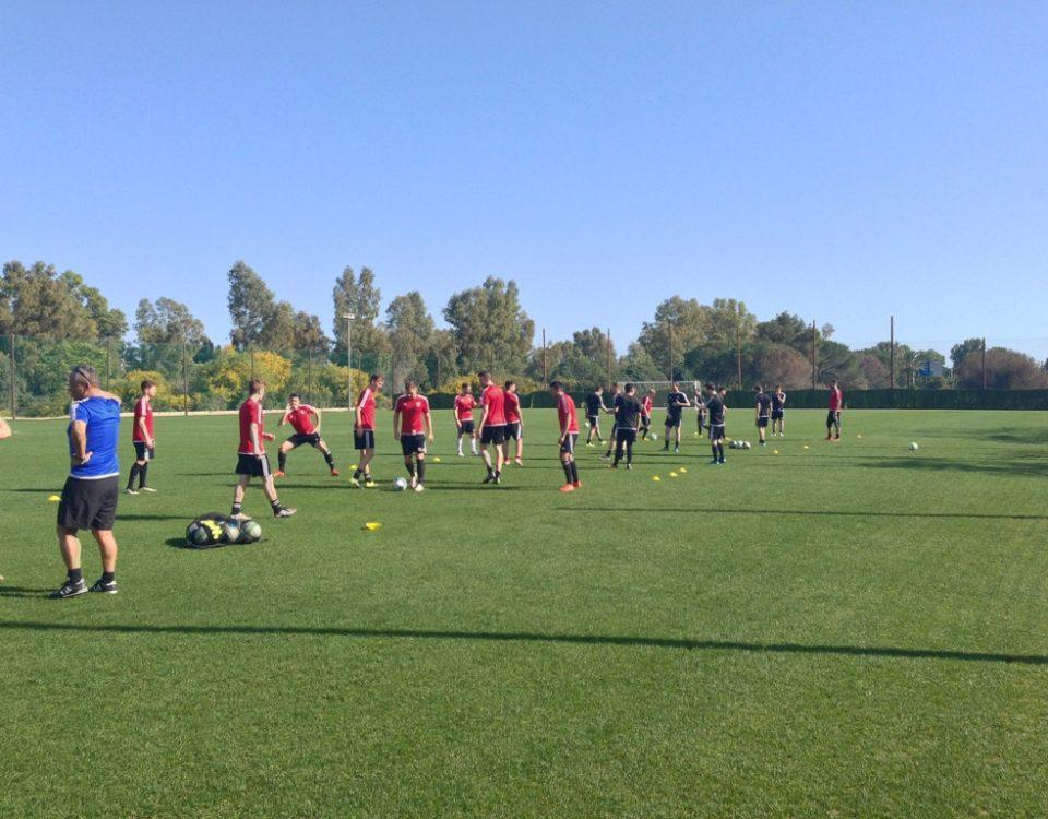 FC Flawill Marbella march 2017