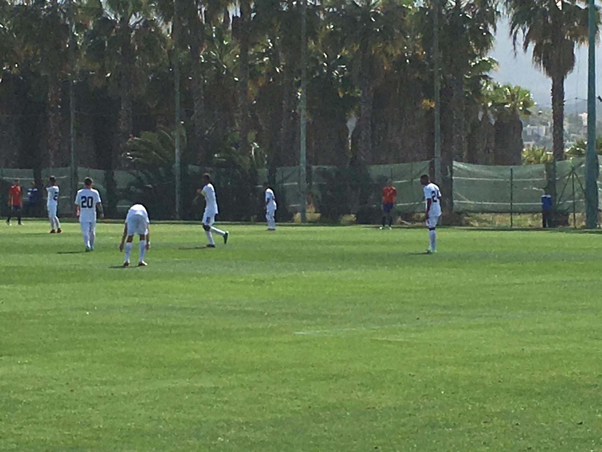 Oliva Nova football pith