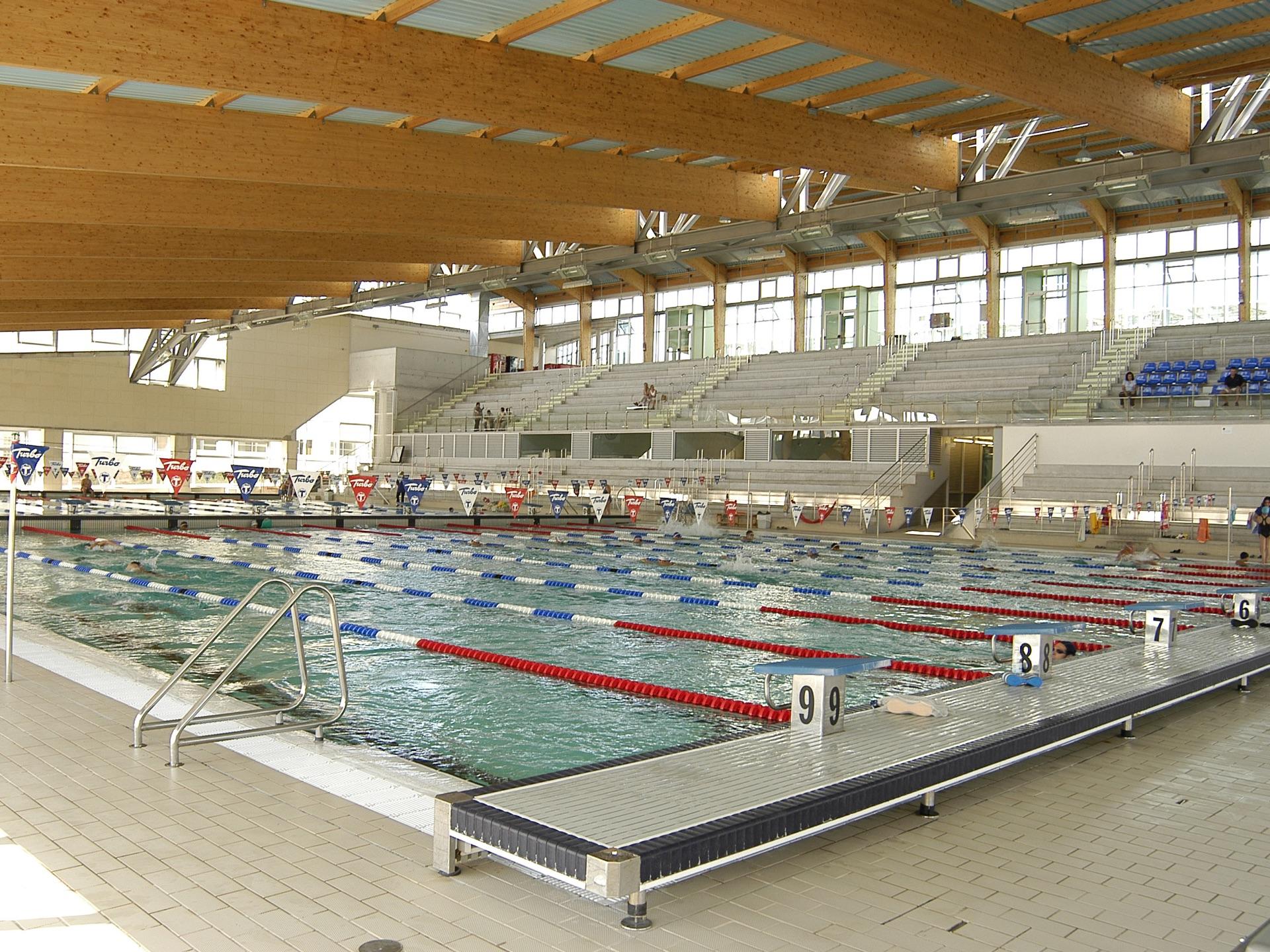 Sabadell indoor pool 2