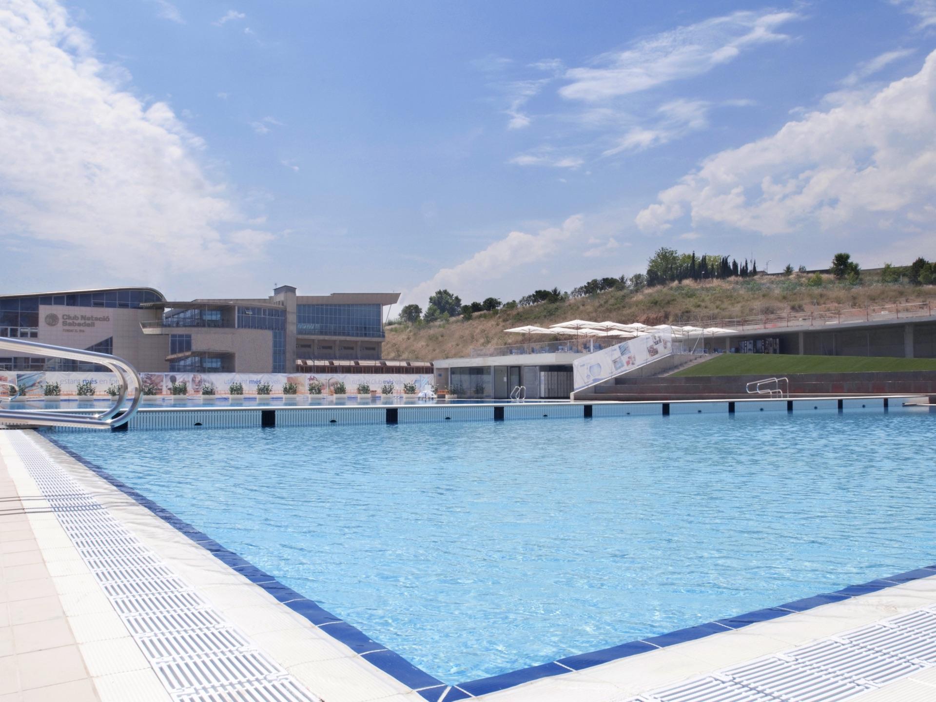 Sabadell indoor pool 3