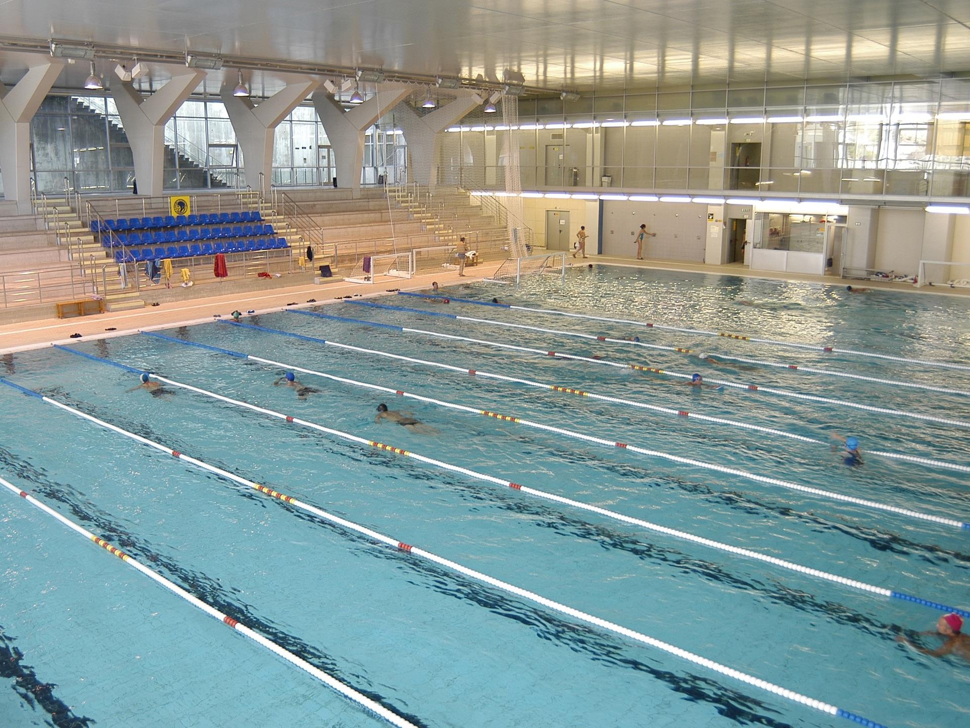 Sabadell indoor pool