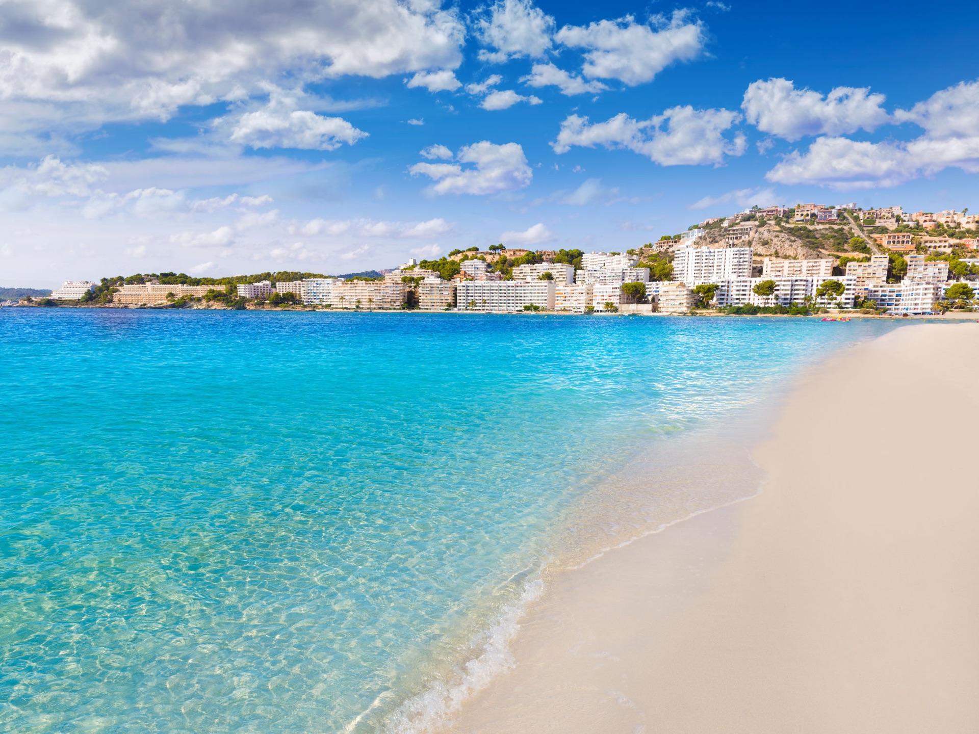 Santa Ponsa beaches