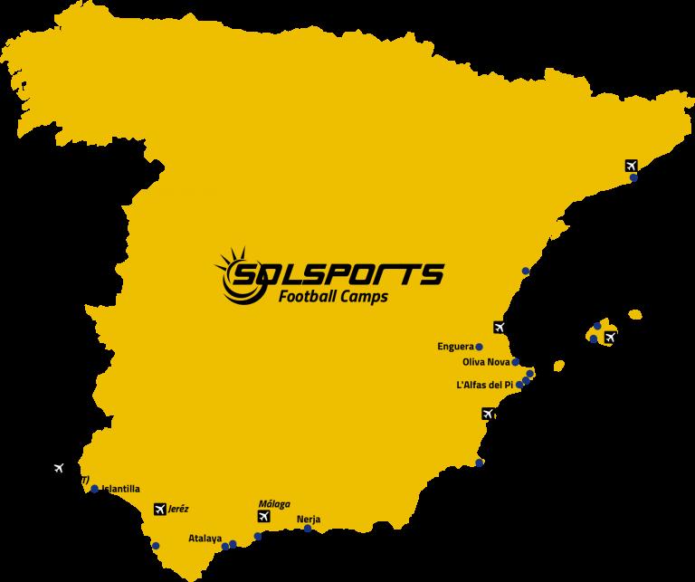 SpainMap Football2