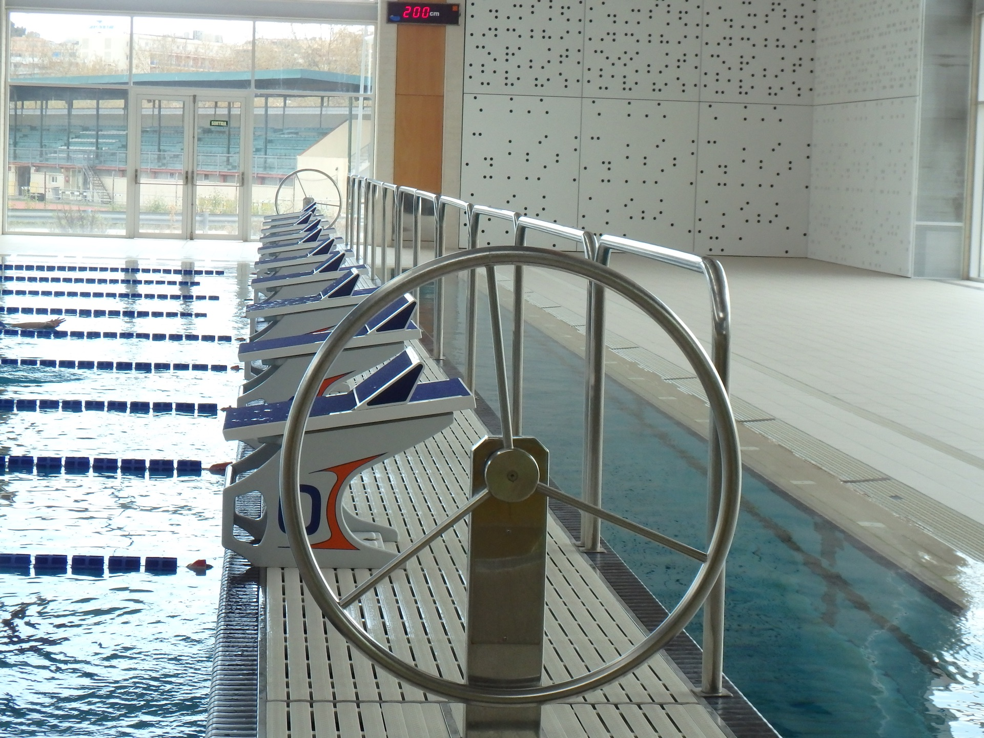 Swim slider Lloret 3
