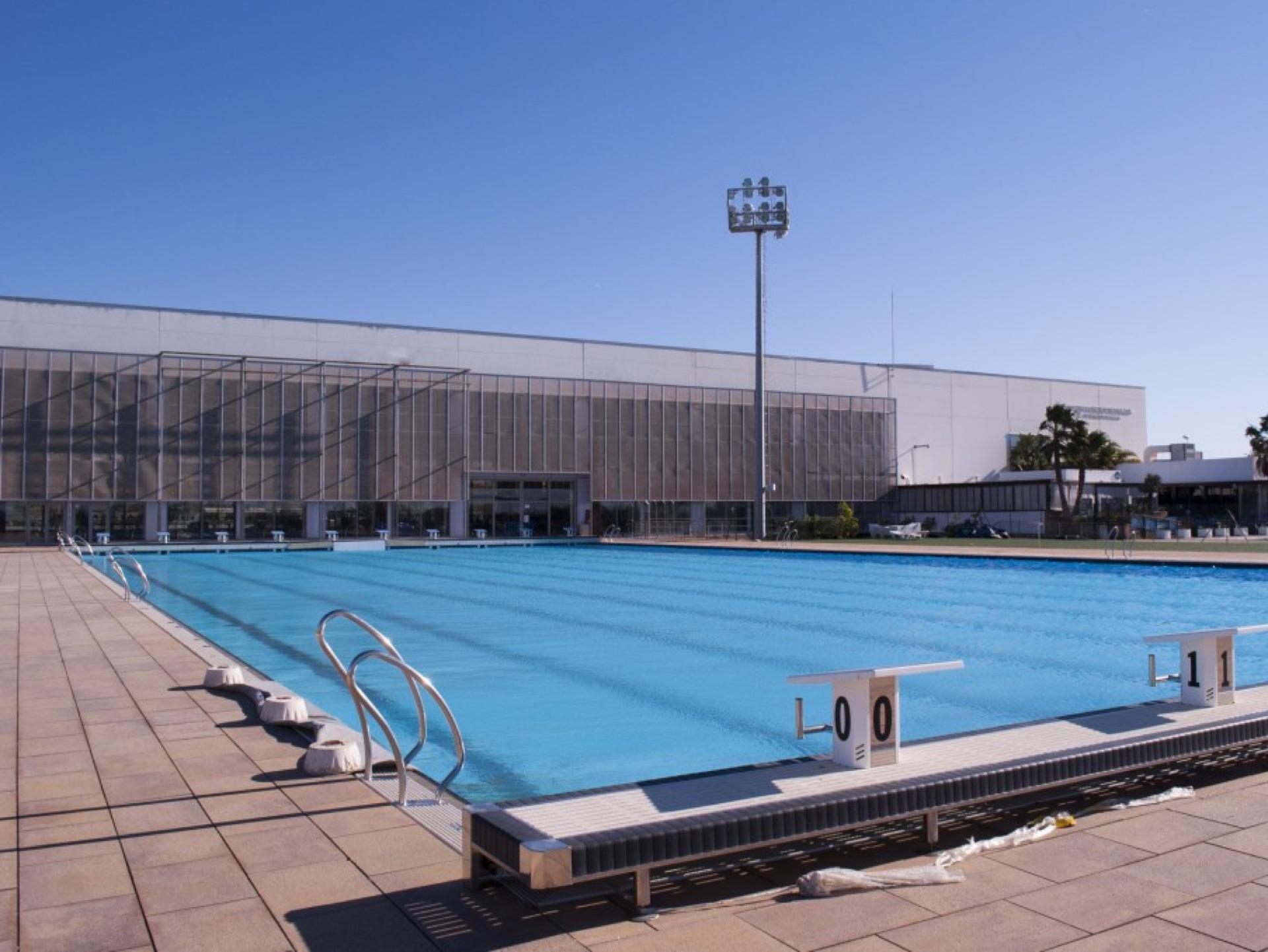 Swim slider Málaga