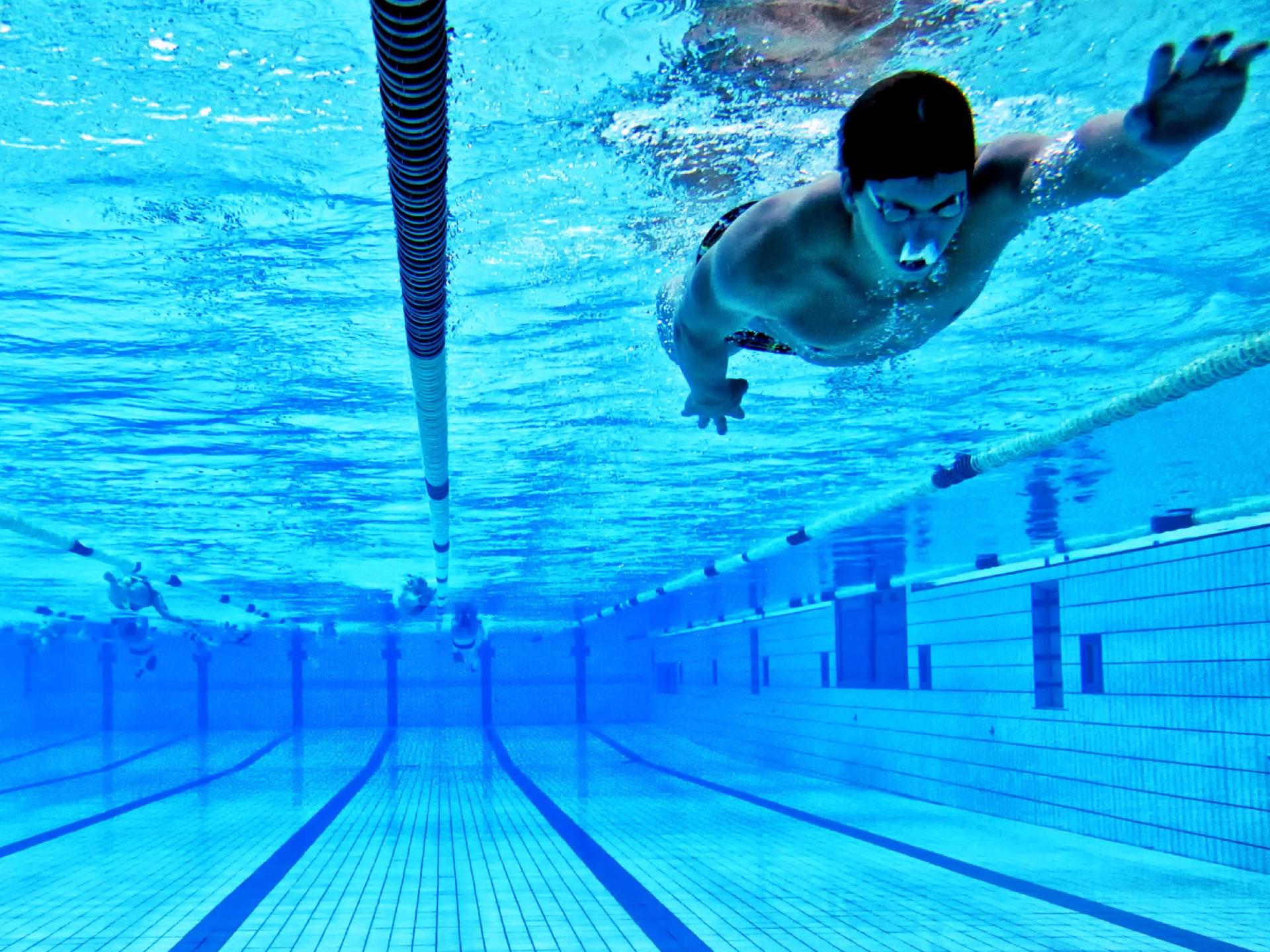 Swim slider Sierra 1