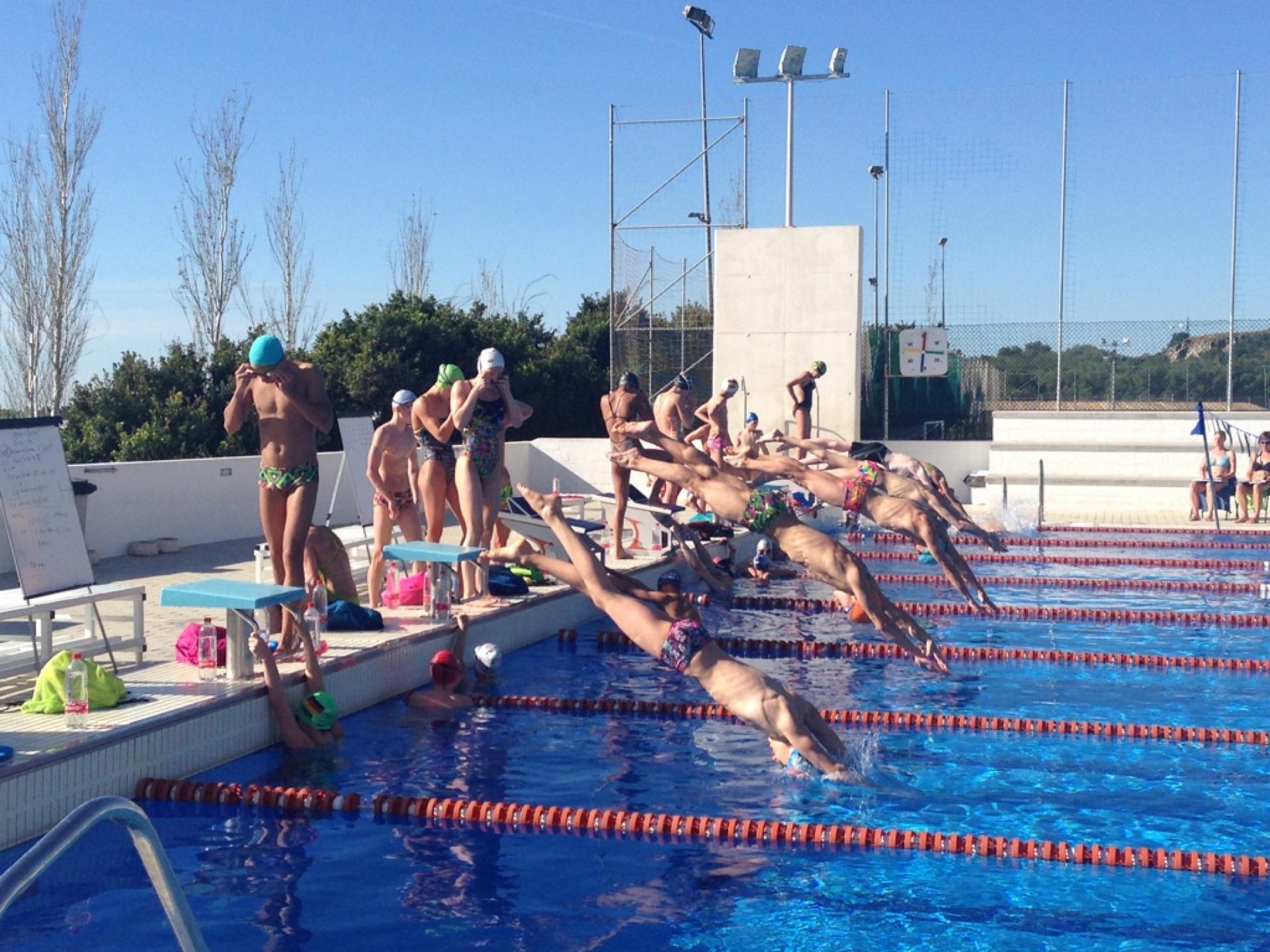 Swim slider Torre 3