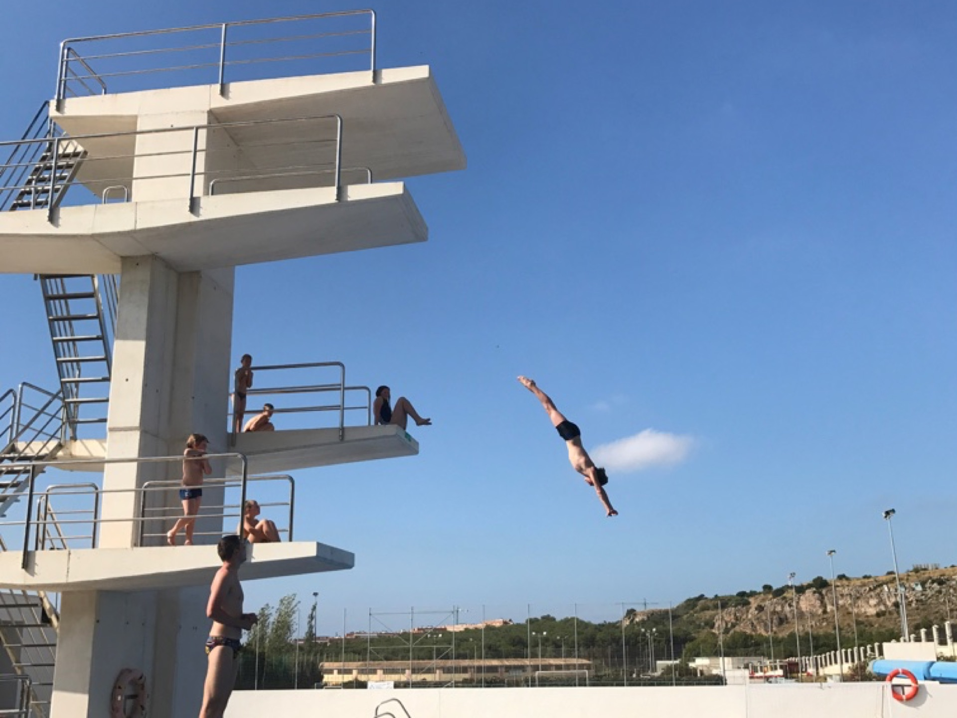 Swim slider Torre 4
