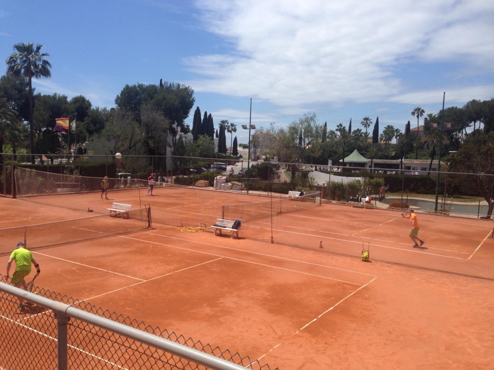 Tennis Mijas 2