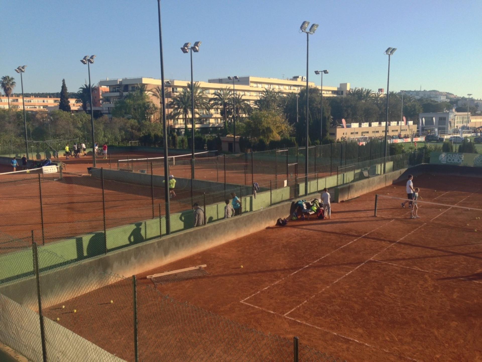 Tennis club Santa Ponsa