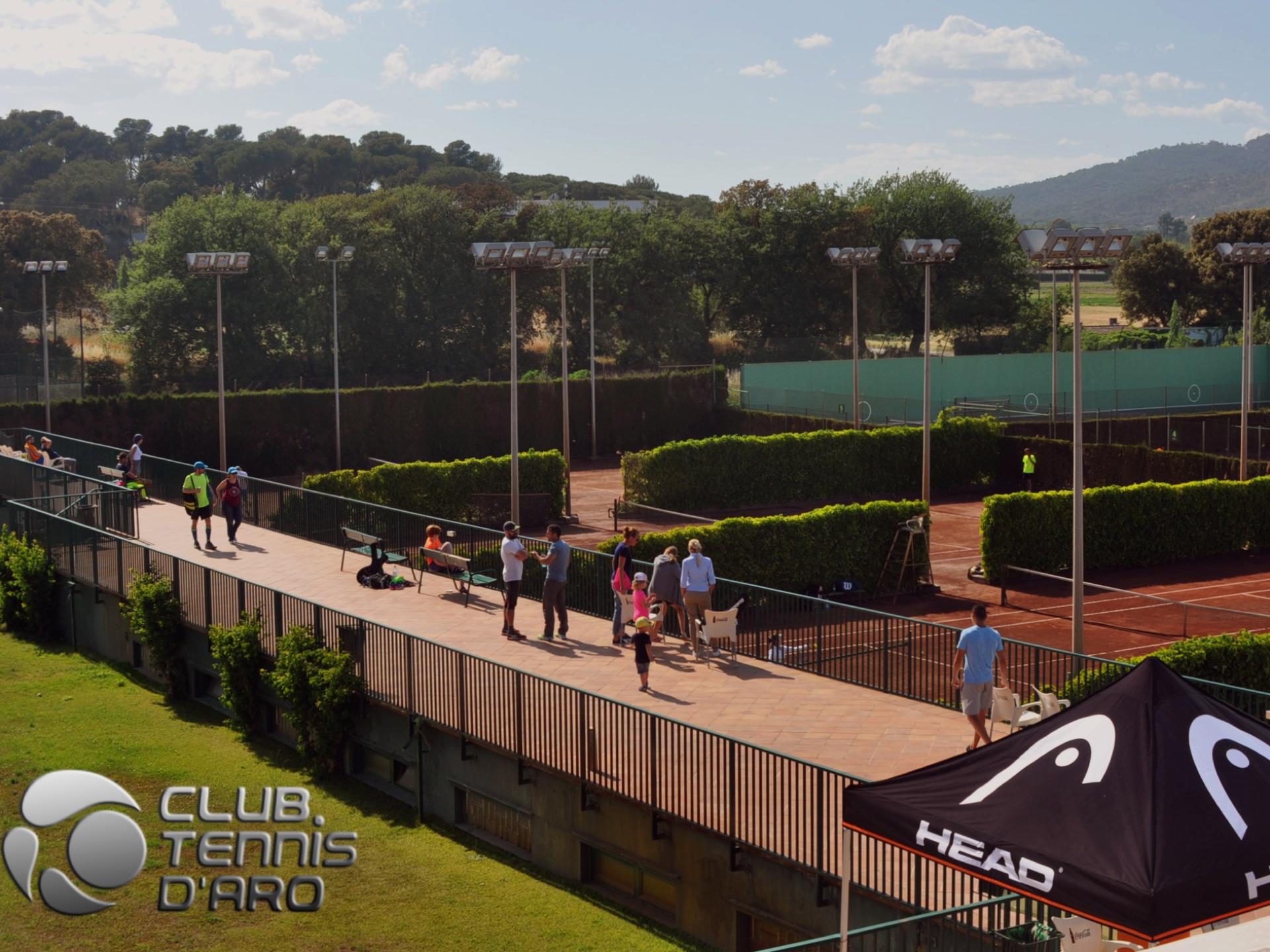 Slider 3 tennis Aro