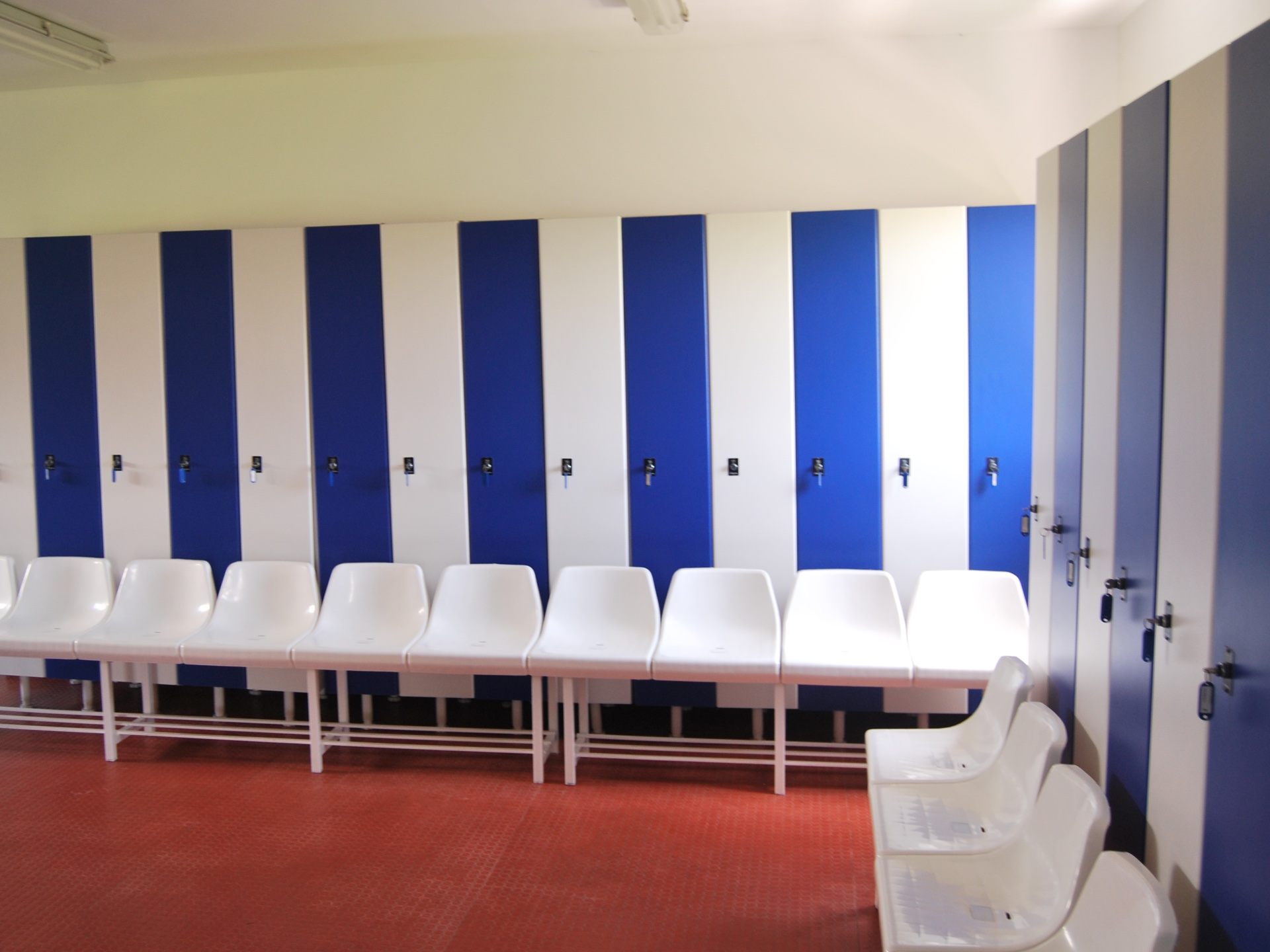 MFC changing room