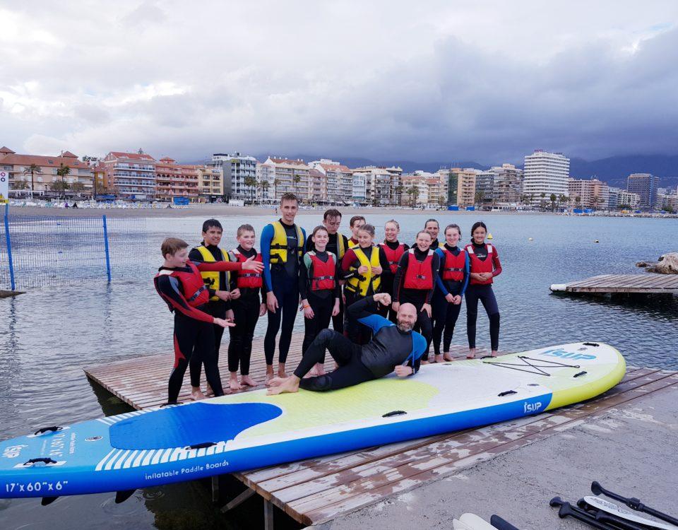 Bornholm SK in Fuengirola 2019