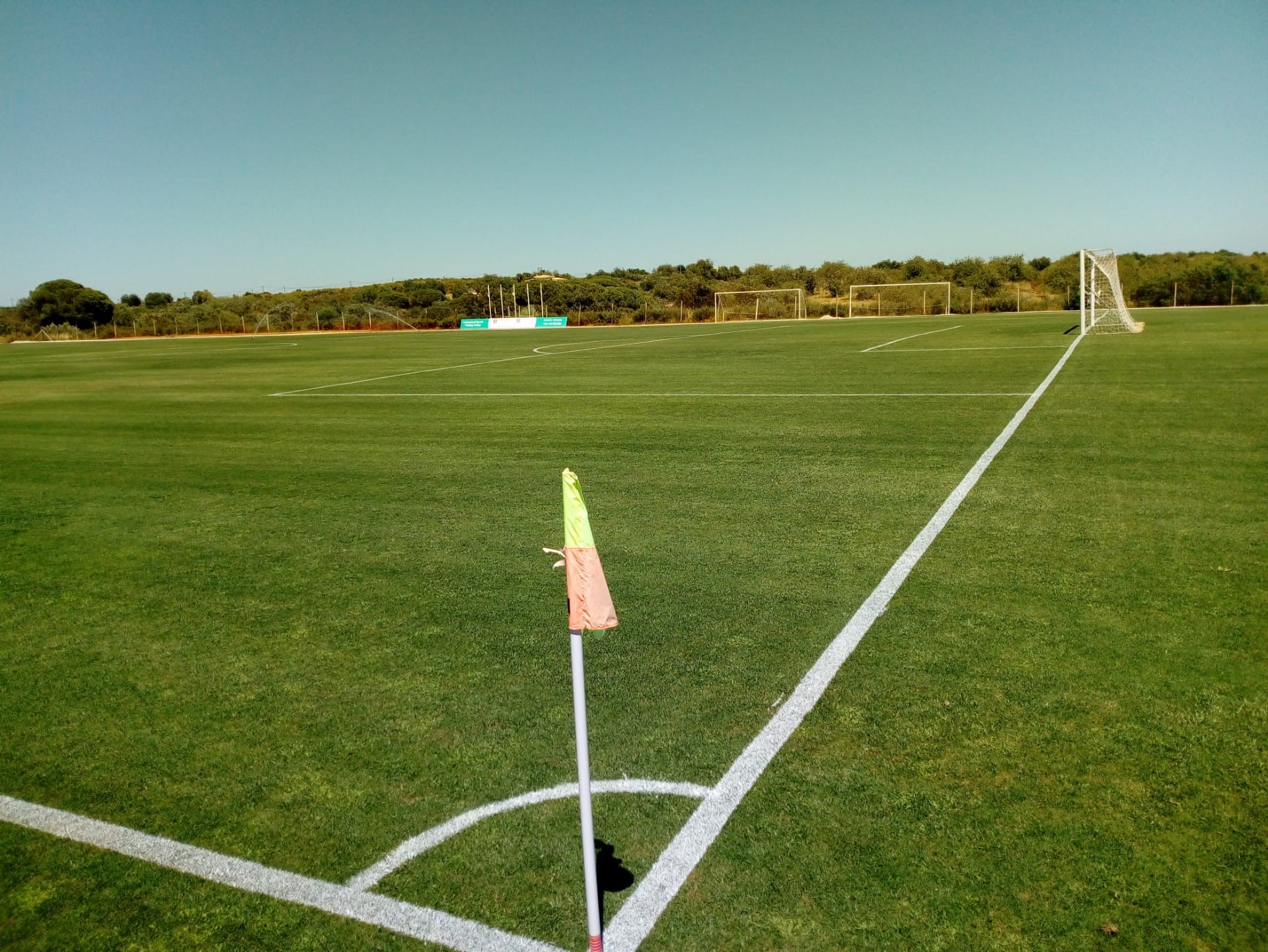 Football portugal colina verde 2