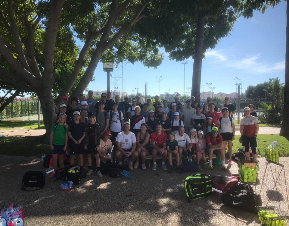 MIK Tennis Alicante Nov 2019