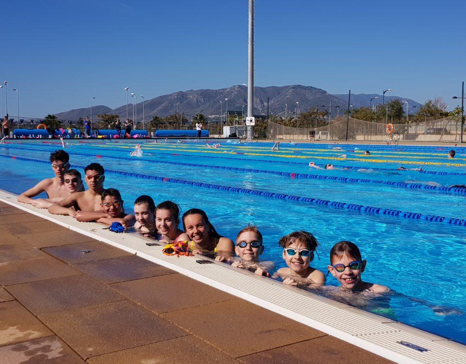 TSV Freudenstadt Schwimmen Málaga 2019