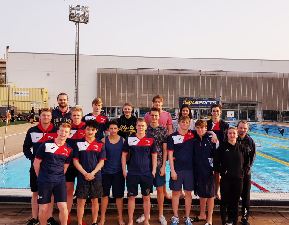 VG17 Swimming in Málaga 2019