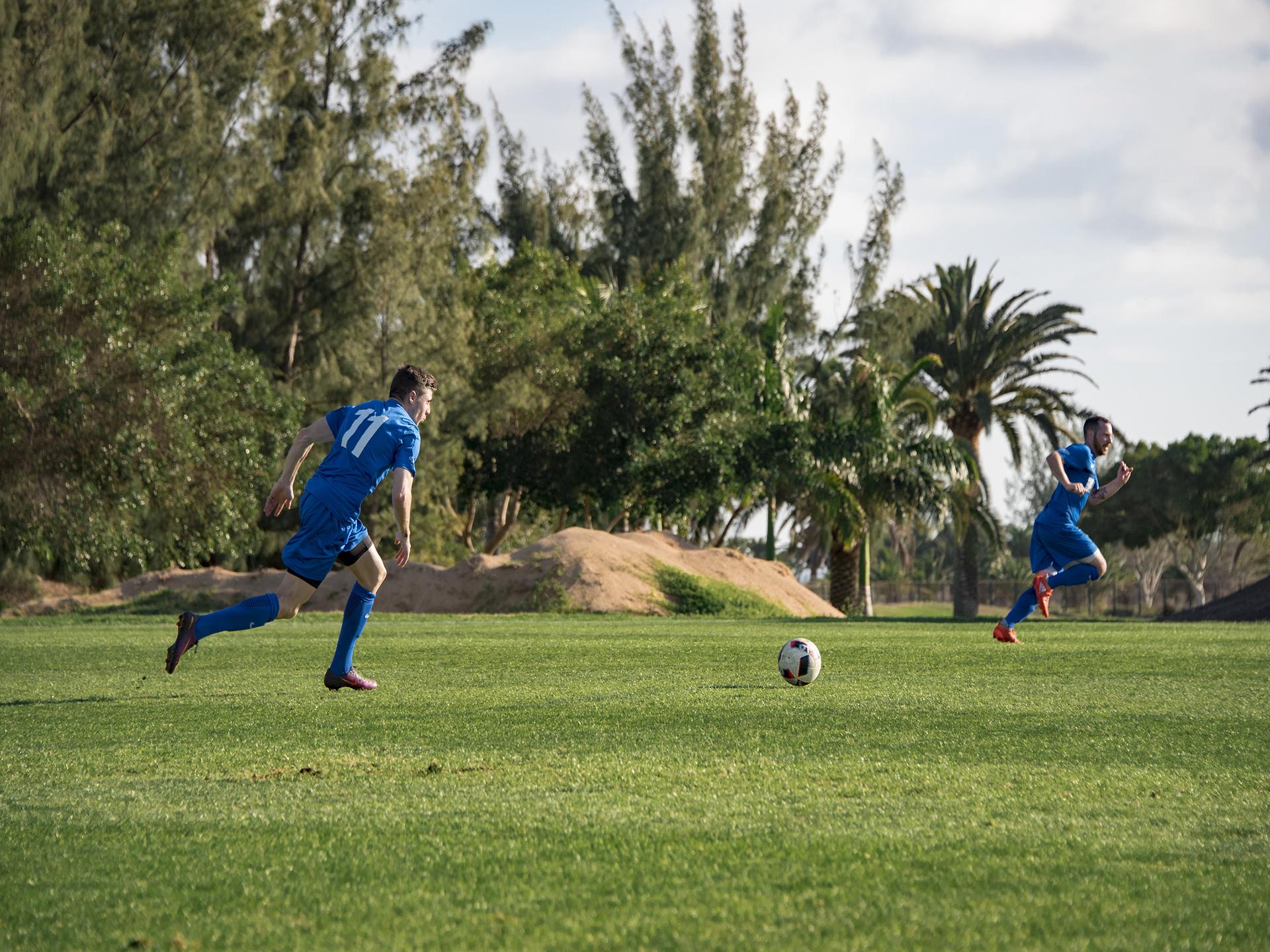 football gran canarias